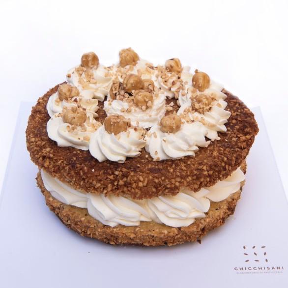 Torta senza glutine - Pasticceria Chicchisani Torino