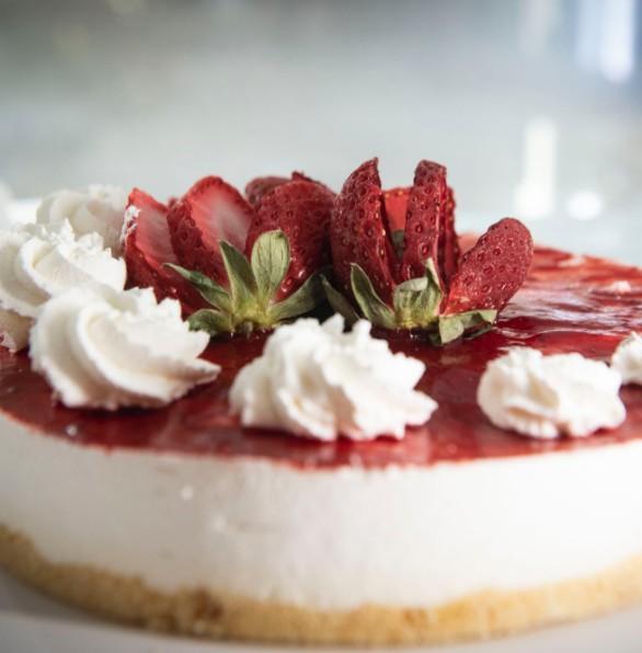 Cheesecake senza glutine - Pasticceria Chicchisani Torino