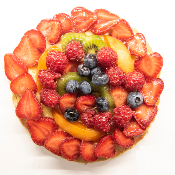 Torta frutta senza glutine - Pasticceria Chicchisani Torino