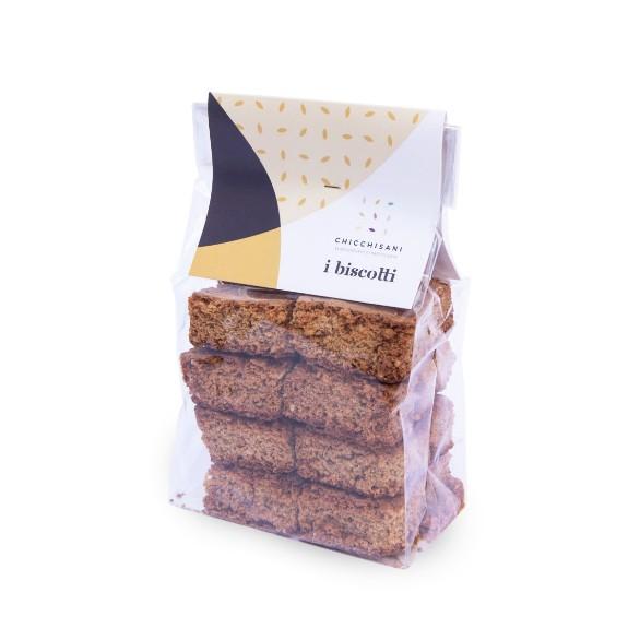 Biscotti nocciole senza glutine - Pasticceria Chicchisani Torino