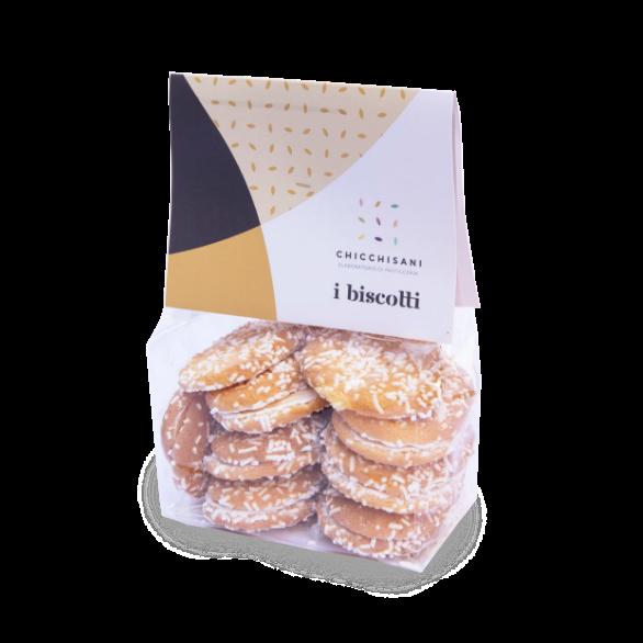 Biscotti novaresi senza glutine - Pasticceria Chicchisani Torino