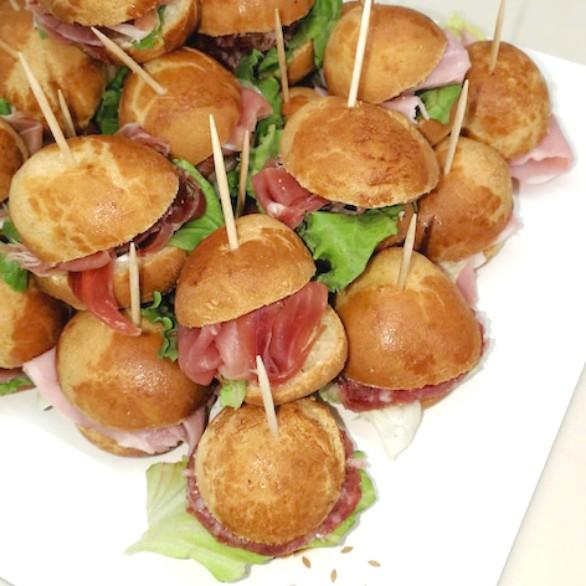 Catering senza glutine - Pasticceria Chicchisani Torino